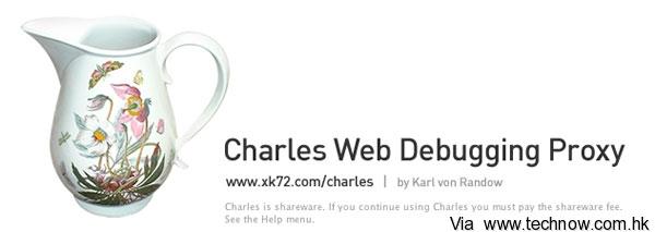 3ba8 charles Charles Web Debugging Proxy