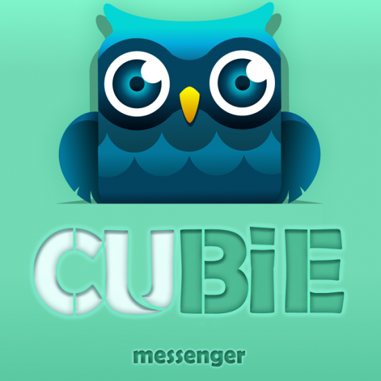 Cubie Messenger راح يحذف الواتس آب whatsapp وراء الشمس !!!
